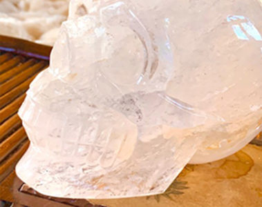 crystal skull course on healing