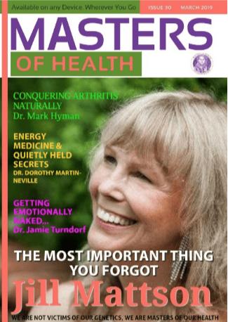 award winning Jill Mattson Magazine